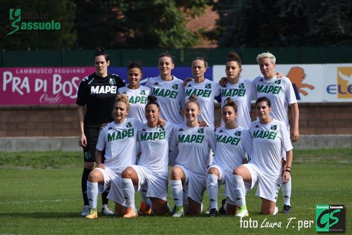Sassuolo CF-Tavagnacco (1)
