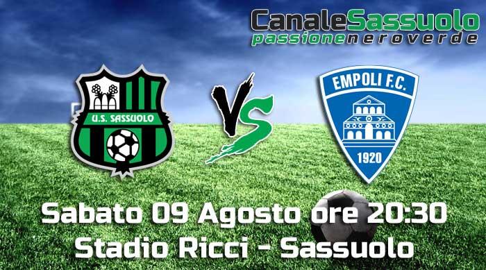 Sassuolo-Empoli