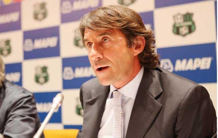 Giunti nuovo allenatore del Perugia