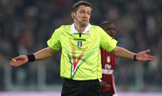 roma-sassuolo arbitro