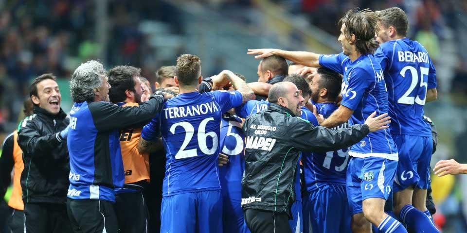 Parma-Sassuolo 1-3