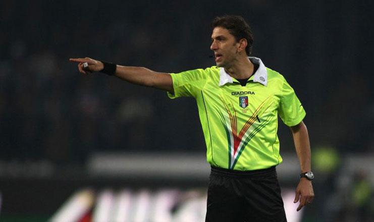 Verso Sassuolo-Udinese, arbitra Tagliavento