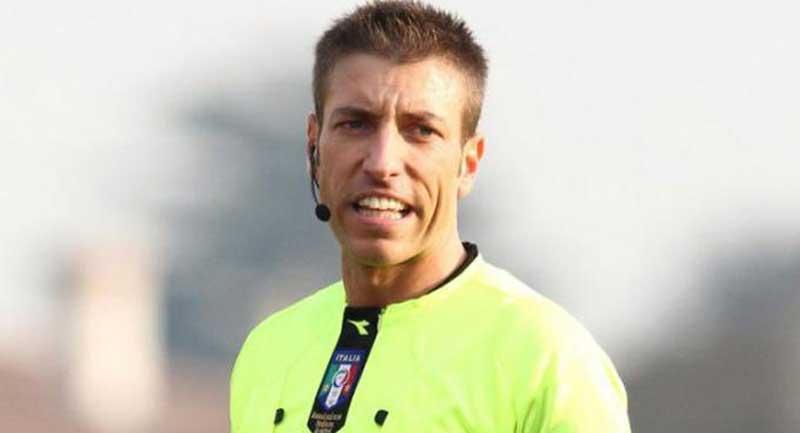 Sassuolo-Lecce, l'arbitro è Massa: ecco squadra arbitrale e precedenti