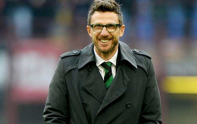 Eusebio Di Francesco (foto: sassuolocalcio.it)