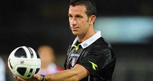 Atalanta-Sassuolo: arbitra Doveri, ecco precedenti e squadra arbitrale