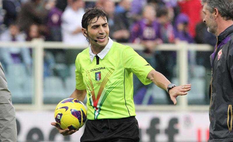 Arbitro Torino-Sassuolo: c'è Calvarese. Precedenti e squadra arbitrale