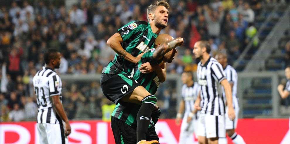 Berardi non gioca mai contro la Juve