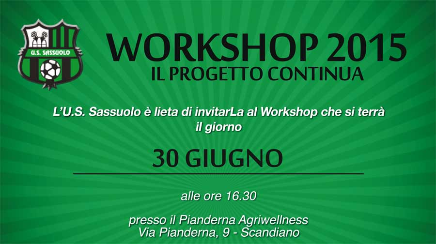 workshop-2015-sassuolo