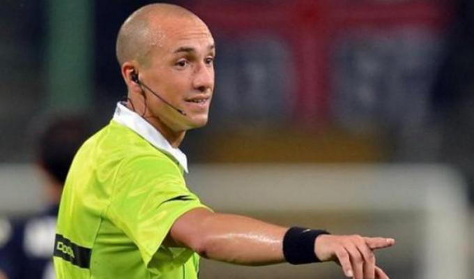 Sassuolo-Torino, l'arbitro è Michael Fabbri