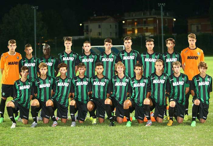 Allievi Under 17 A e B (foto:sassuolocalcio.it)