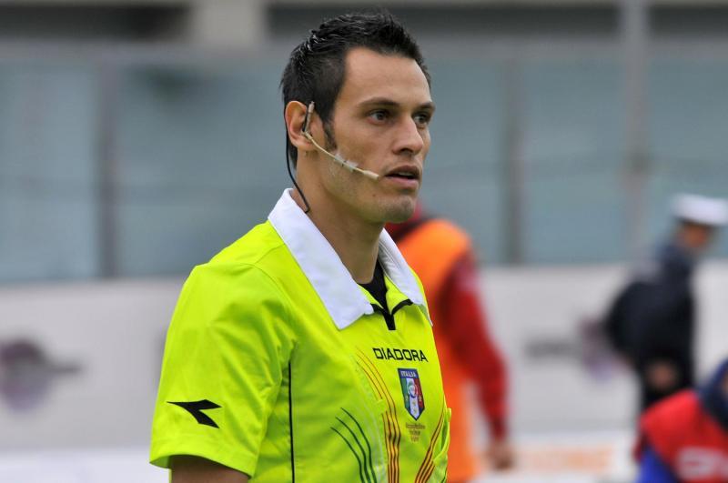 Designazioni arbitrali 6^ giornata: Napoli-Sassuolo a Mariani