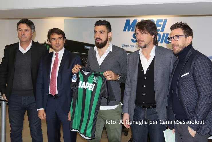 sassuolo calcio e la giovane italia