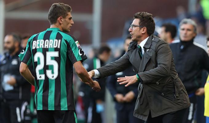 Calciomercato Sassuolo: Di Francesco chiama Berardi alla Sampdoria?