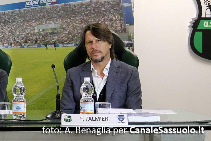 """Palmieri dopo Sassuolo-Juventus 1-1: """"Pareggiato contro la squadra più tecnica del campionato"""""""
