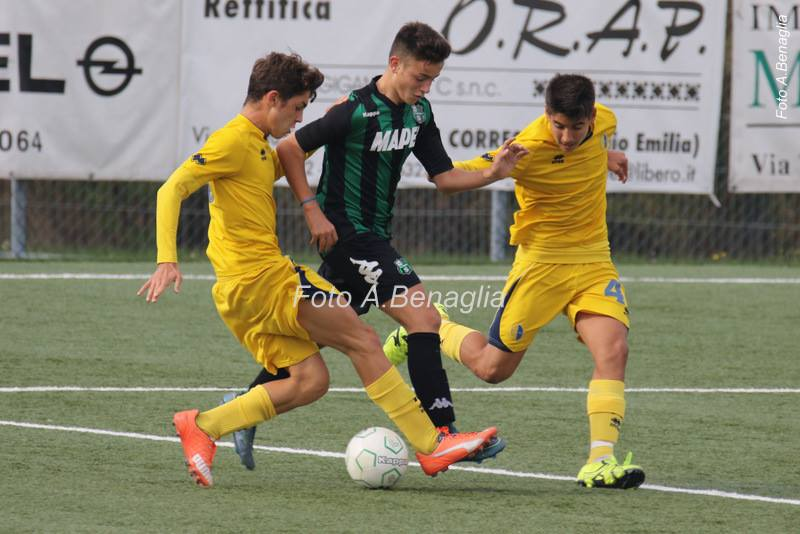 Giovanissimi Nazionali Under 15 Sassuolo (foto: Alberto Benaglia)