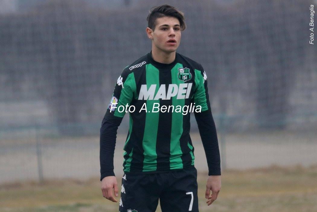 Nicholas Pierini, Primavera Sassuolo