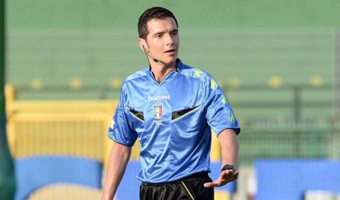 Davide Ghersini sarà l'arbitro per Spezia-Sassuolo. Precedenti e statistiche