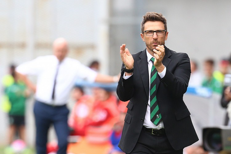 Eusebio Di Francesco Champions League