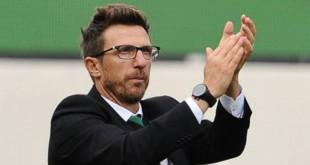 """Di Francesco: """"Domani incontro Squinzi e parliamo di futuro"""""""