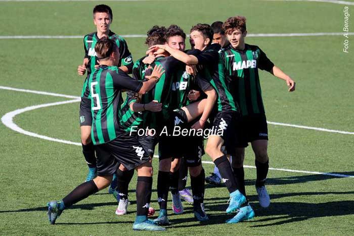 Giovanissimi Under 15 Sassuolo (foto: Alberto Benaglia)