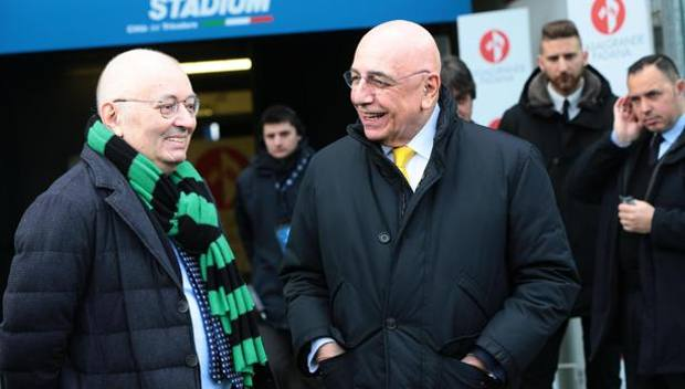 squinzi e galliani