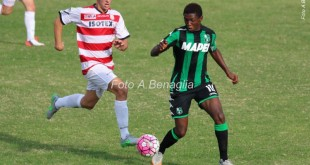 Calciomercato Sassuolo: Jeremie Broh passa al Sudtirol