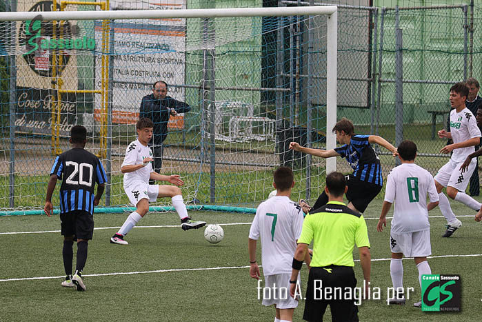 Giovanissimi Under 15, Sassuolo-Atalanta