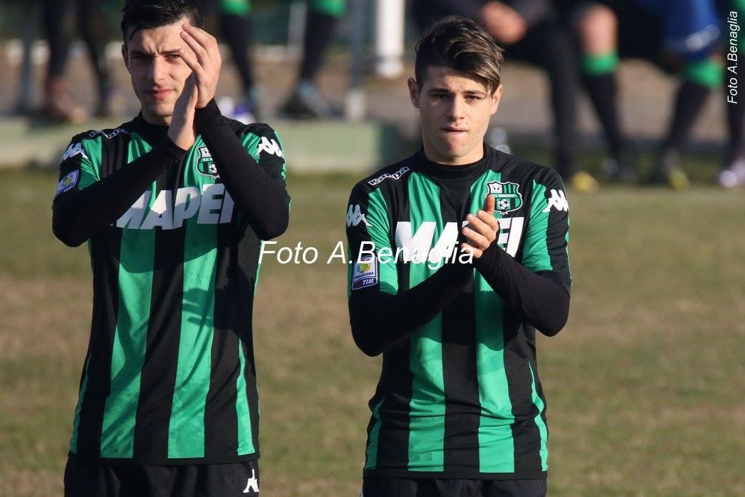 Nicholas Pierini e Giacomo Zecca