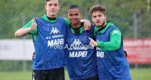 Rogerio, Giacomo Zecca e Giuseppe Aracri