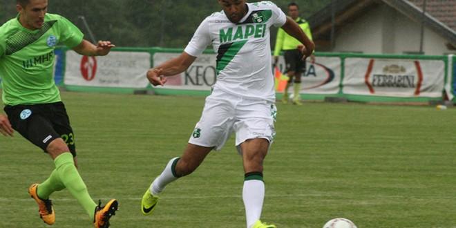 Sassuolo-Stuttgarter Kickers 3-1, Gregoire Defrel