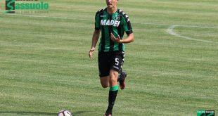 Infortunio per Martin Erlic: il centrale torna a Sassuolo