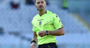 Arbitro Sassuolo-Juventus: c'è Giacomelli. Precedenti e squadra arbitrale