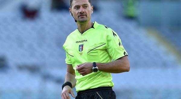 sassuolo-inter arbitro