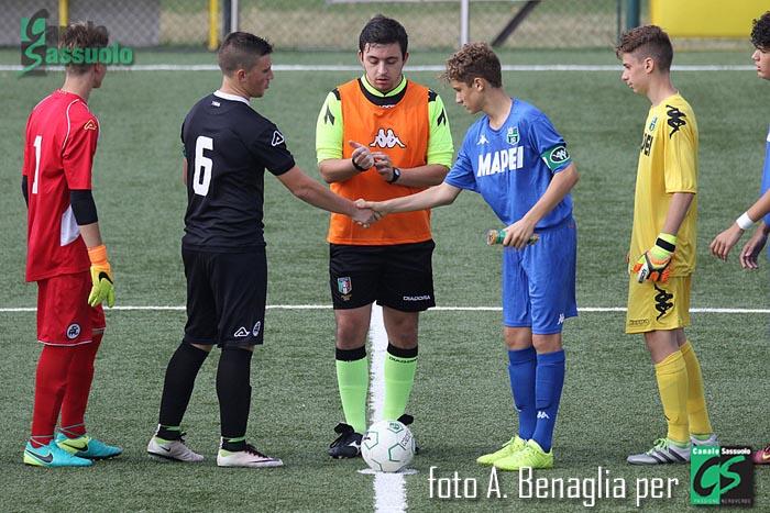 Giovanissimi Under 15, Sassuolo-Spezia