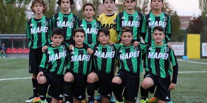 Campionato Under 13: Sassuolo-Cesena 3-4