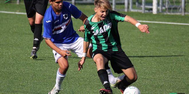L'Under 17 annichilisce la Sampdoria: il Sassuolo vince 5-0