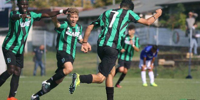 Giovanissimi Under 15 Sassuolo, Sassuolo-Sampdoria