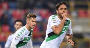 """Post Sassuolo-Palermo, Matri:""""Questa doppietta mi dà fiducia"""""""