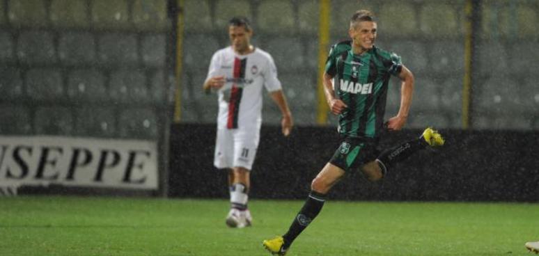 Domenico Berardi (foto: Fotofiocchi)