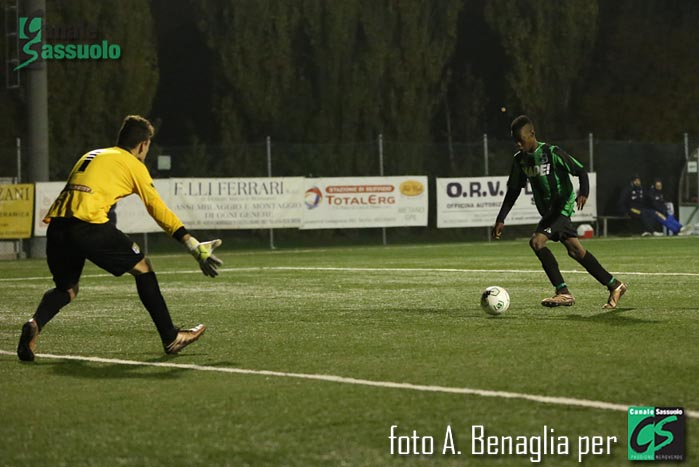 Giovanissimi Regionali 2003 Sassuolo-Parma