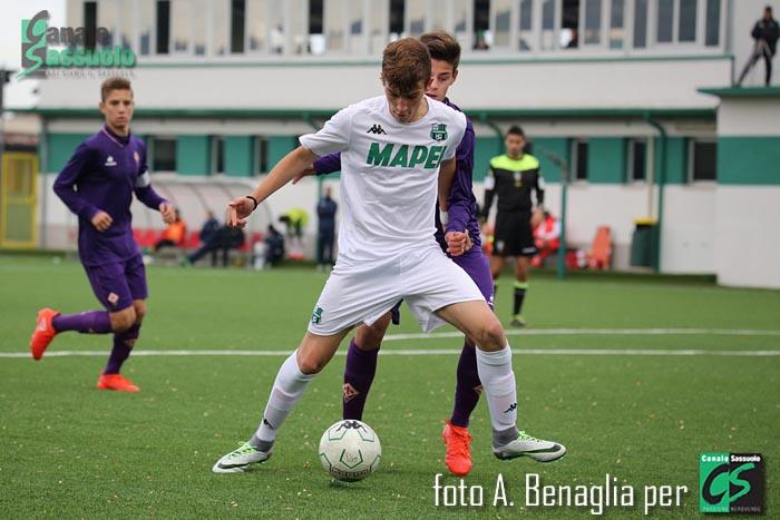 Allievi Under 16 Sassuolo, Sassuolo-Fiorentina