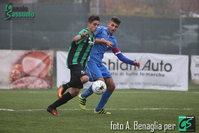 Allievi Under 17 Sassuolo, Sassuolo-Empoli