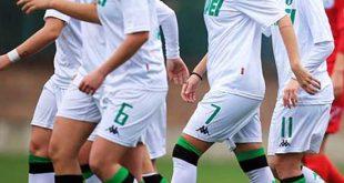 Settore Femminile Serie D: Sassuolo-Nubilaria 4-2