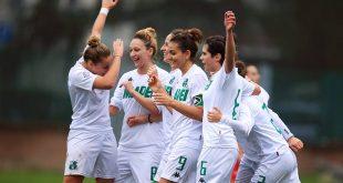 Serie B: il Sassuolo Femminile archivia la pratica Udinese con un 3-0