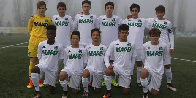 Giovanissimi Regionali 2003, Sassuolo-Spal