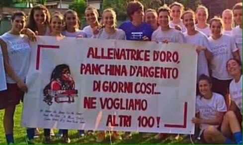 Federica D'Astolfo squadra Sassuolo Femminile