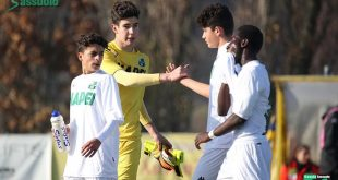 Giovanissimi Under 15 Sassuolo, Sassuolo-Virtus Entella