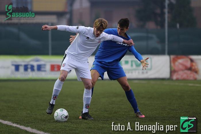 Sassuolo-Pro Vercelli Under 17