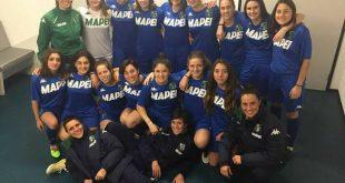Settore Femminile Serie D: pareggio in trasferta contro lo United F07