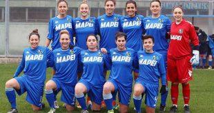 Serie B Sassuolo Femminile: battuto il Padova, dodicesima vittoria consecutiva